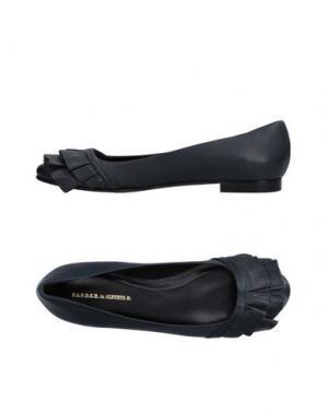 Туфли ANDREA CATINI. Цвет: коралловый