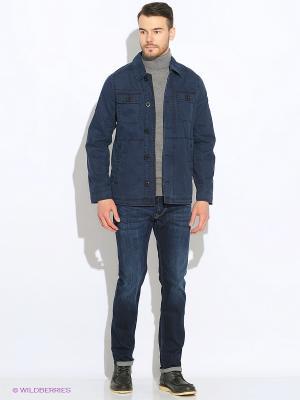 Куртка S.OLIVER. Цвет: темно-синий