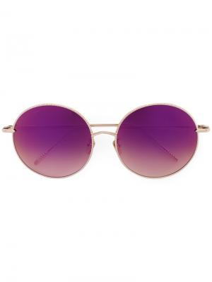 Солнцезащитные очки Coco I Frency & Mercury. Цвет: металлический