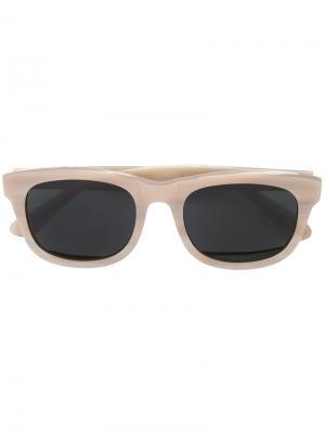 Солнцезащитные очки Wolfgang Han Kjøbenhavn. Цвет: телесный