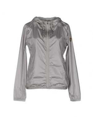 Куртка CIESSE PIUMINI. Цвет: светло-серый