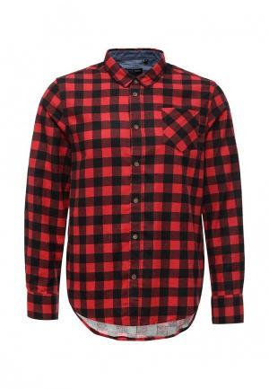 Рубашка Brave Soul. Цвет: красный