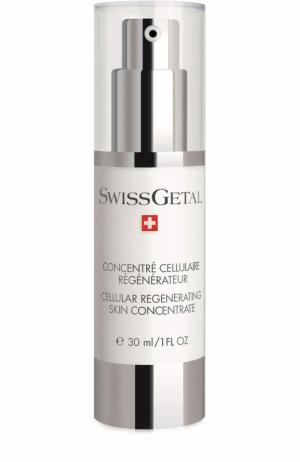 Регенерирующий концентрат Swissgetal. Цвет: бесцветный