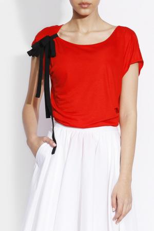 Блуза Nissa. Цвет: красный