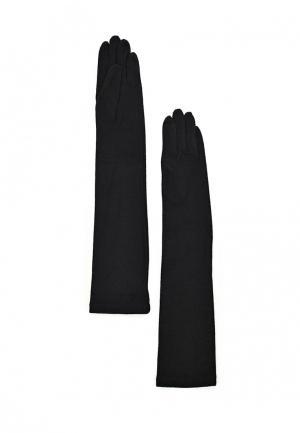 Перчатки Fabretti. Цвет: черный