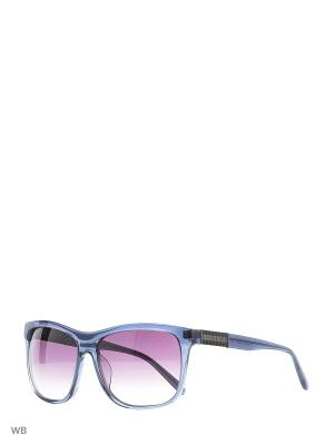Солнцезащитные очки SY 624S 03 Sisley. Цвет: синий