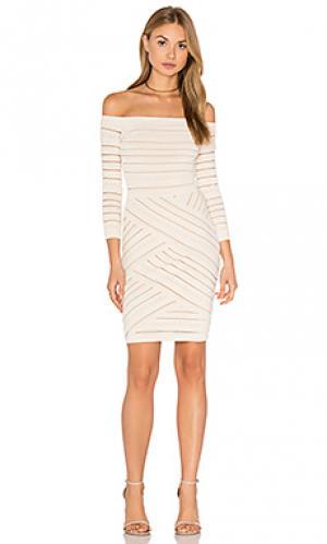 Платье свитер darcy Bailey 44. Цвет: беж