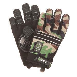 Защита на ладони  Slide Glove Cammo Sector 9. Цвет: черный,зеленый,бежевый,коричневый
