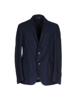 Пиджак NEW ENGLAND. Цвет: темно-синий