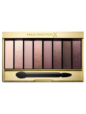 Max Factor Тени для век Masterpiece Nude Palette: Тон 03 rose. Цвет: бежевый