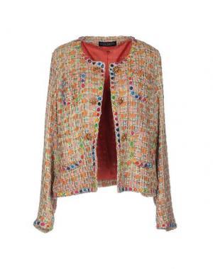Пиджак NORA BARTH. Цвет: лососево-розовый