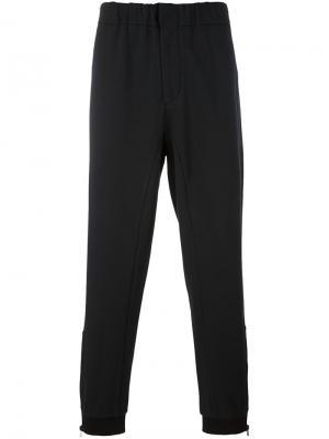 Спортивные брюки Oamc. Цвет: чёрный
