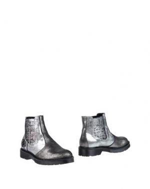 Полусапоги и высокие ботинки 2STAR. Цвет: свинцово-серый