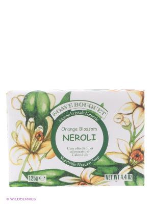 Высококачественное натуральное растительное мыло Iteritalia. Цвет: белый, зеленый