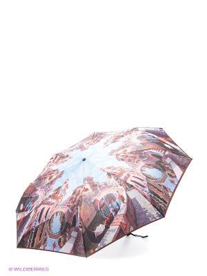 Зонт Eleganzza. Цвет: голубой, бледно-розовый, сиреневый