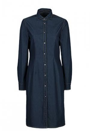 Платье VIA TORRIANI 88. Цвет: синий