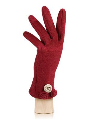 Перчатки Labbra. Цвет: бордовый, бежевый, темно-красный