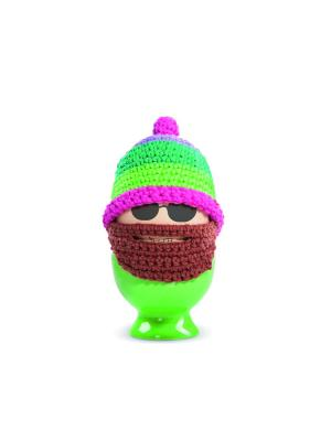 Чехол для яиц Egg Bandit Donkey. Цвет: зеленый, коричневый, розовый