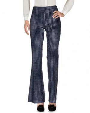 Повседневные брюки ANTONIO D'ERRICO. Цвет: темно-синий