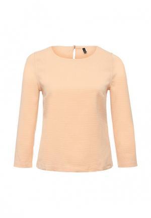 Блуза United Colors of Benetton. Цвет: коралловый
