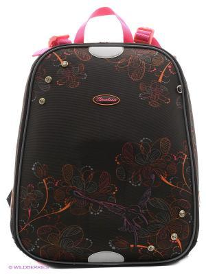 Рюкзаки STERNBAUER. Цвет: коричневый