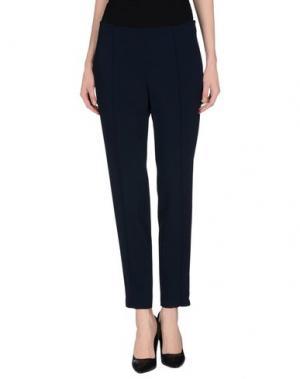 Повседневные брюки FAY. Цвет: синий