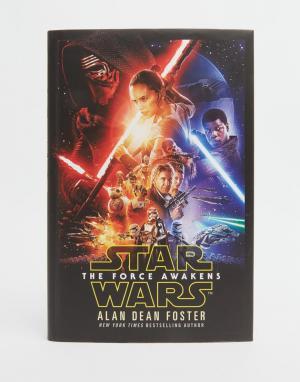 Books Книга Star Wars Force Awakens. Цвет: мульти