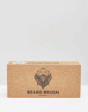 Kent Щетка для ухода за бородой. Цвет: мульти