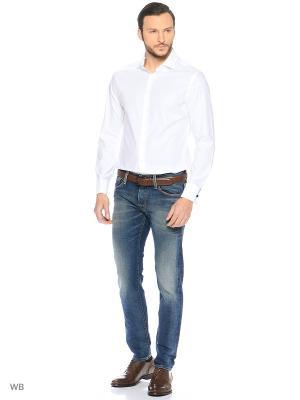Рубашка - DACA MANGO MAN. Цвет: белый, прозрачный