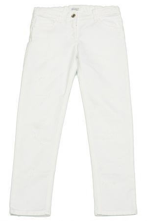 Джинсы Dolce&Gabbana Junior. Цвет: белый