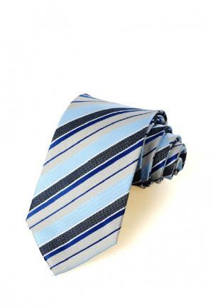 Галстук Churchill accessories. Цвет: голубой