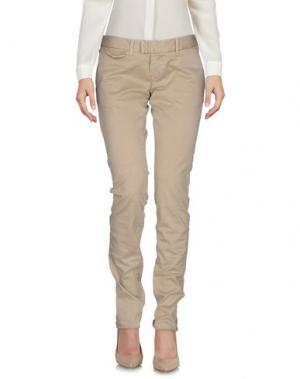 Повседневные брюки SEAL KAY INDEPENDENT. Цвет: бежевый