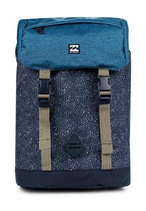 Рюкзак Billabong. Цвет: синий
