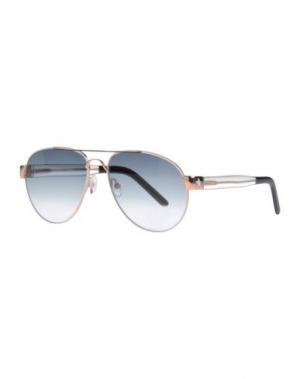 Солнечные очки SHERIFF & CHERRY. Цвет: белый