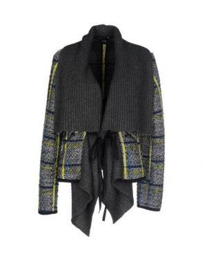 Пиджак ALYSI. Цвет: свинцово-серый