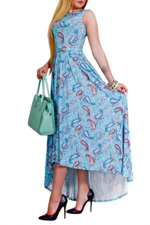 Платье Patricia B.. Цвет: мятный, молочный, коралловый