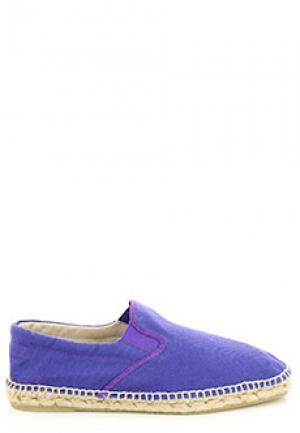 Эспадрильи CASTANER. Цвет: фиолетовый