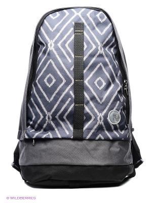 Рюкзак TIKI BACKPACK BILLABONG. Цвет: серый