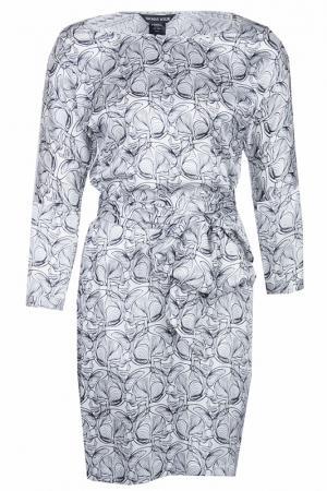 Платье Thomas Wylde. Цвет: белый