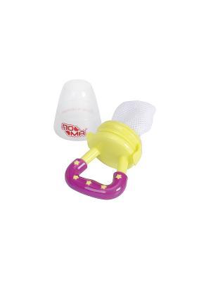 Жевалка детская Вкусняшка с дополнительной сеткой ПОМА. Цвет: фиолетовый