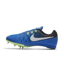 Шиповки унисекс для бега на средние дистанции  Zoom Rival M 8 Nike. Цвет: синий