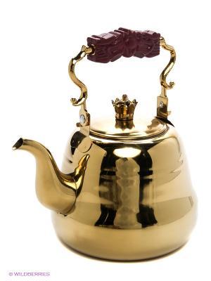 Чайник MAYER-BOCH. Цвет: золотистый