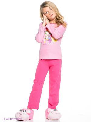 Пижама Sun City. Цвет: розовый, малиновый