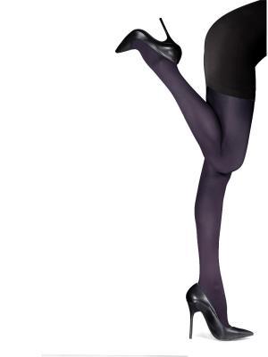 Колготки женские Knittex Mireille. Цвет: фиолетовый