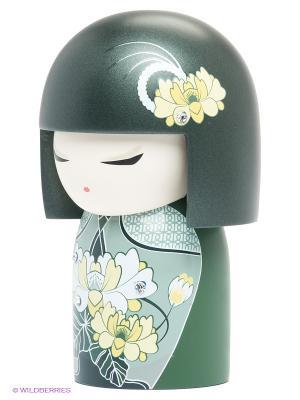 Кукла-талисман Туки Kimmidoll. Цвет: зеленый