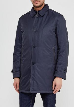 Куртка утепленная Kanzler. Цвет: синий