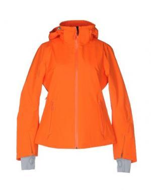Куртка VÖLKL. Цвет: оранжевый
