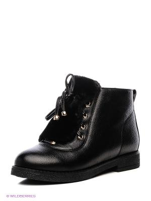 Ботинки INARIO 60356-01-1M/черный