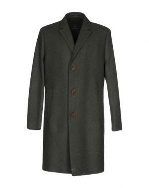 Пальто SCHNEIDERS. Цвет: темно-зеленый
