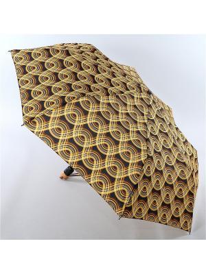 Зонт Airton. Цвет: терракотовый, черный